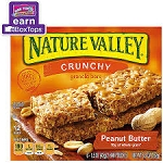 Nature Valley Crunchy Granola Bars Peanut Butter - 12 ct  8.9 OZ BOX