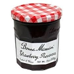 Bon Maman Jam- Strawberry  8 oz