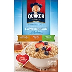 Quaker Instant Oatmeal Variety Pack  10 PKT BOX