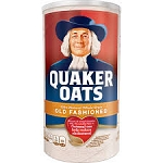 Quaker Old Fashioned Oats  42 OZ CAN