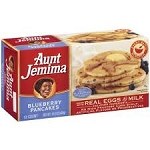 Eggo Waffles Blueberry -10 ct  12.3 OZ BOX