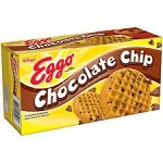 Eggo Waffles Chocolate Chip - 10 ct  12.3 OZ BOX