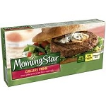 Morningstar Farms Griller Patties - 4 ct  9 OZ BOX