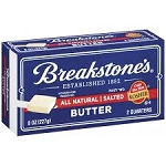 Breakstones salted butter  8 oz