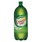 Canada Dry Ginger Ale  2  Litre