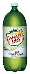 Canada Dry Ginger Ale Diet  2 Litre