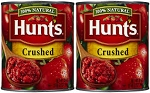 Canned crushed Tomatoes