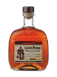 Captain Morgan private selection- 750 Ml