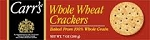 Carr's Crackers Whole Wheat  7 OZ BOX