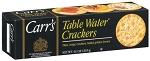 Carr's Table Water Crackers Regular  4.25 OZ BOX