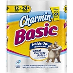 Charmin Big Rolls Bath Tissue 12 pack  12 pack