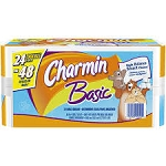 Charmin Big Rolls Bath Tissue 24 pack