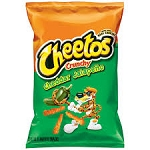 Cheetos Chedder & Jalapeno  9 OZ BAG