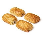 CHOCOLATE CROISSANT  4 pack
