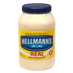 Hellmanns Real Mayonnaise  8 OZ BTL