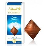 Lindt Excellence Milk Chocolate  1 BAR