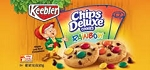 Keebler Chips Deluxe Cookies Rainbow with Chocolate Chips  16 OZ PKG