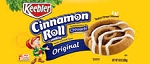 Keebler Sandies Cookies Swirl Cinnamon  14.9 OZ PKG
