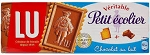 Lu Petit Biscuits Ecolier Milk Chocolate  5.29 OZ BOX