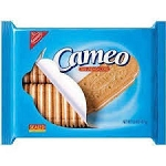 Nabisco Cameo Cremes Sandwich Cookies  16 OZ PKG