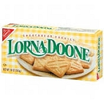 Nabisco Lorna Doone Cookies Shortbread  5 OZ BOX