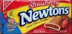 Nabisco Newtons Strawberry  12 OZ PKG