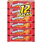 Nabisco Nutter Butter Cookies Snack Pack - 12 ct  22.8 OZ PKG