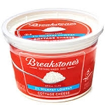 Store Brand Cottage Cheese Small Curd Lowfat 1%  16 oz tub