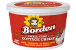 Store Brand Cottage Cheese Small Curd 4%  16 oz tub