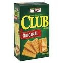 Keebler Club Crackers  16 OZ BOX