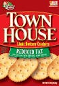 Keebler Town House Crackers Reduced Fat  13 OZ BOX