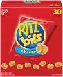 Nabisco Ritz Bits Sandwiches With Cheese - 8 ct  10.8 OZ PKG
