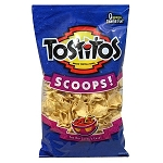 Tostitos Tortilla Chips Scoops  10 OZ BAG