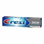 Crest Tartar Protection Toothpaste Regular Paste- 6.4 oz  6.4 oz