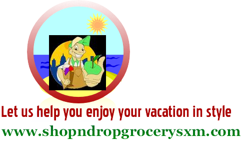 Shop n Drop Grocery SXM Coupons