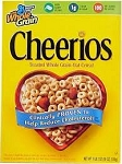 General Mills Cheerios  12 OZ BOX