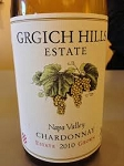 GRGICH- HILLS Chardonnay - Nappa Valley  750 ML