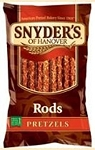 Snyder's Pretzels Rods  10 OZ BAG  10 OZ BAG