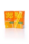 Sun top Orange Juice - 3 ct  6.75 OZ BOX