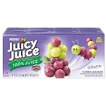 Grape Juice - 8 ct boxes  4.23 OZ BOX