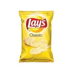 Lay's Potato Chips Classic  6.2 OZ BAG
