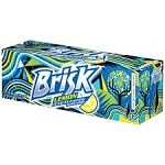 Lipton Brisk Iced Tea with Lemon - 12 pk  12 pack
