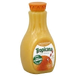 Tropicana Pure Premium Grovestand Orange Juice With Calcium (Lots of Pulp)  64 OZ CTN  64 OZ CTN