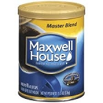 Maxwell House Coffee Master Blend Auto Drip (Ground)  11.5 OZ CAN  11.5 OZ CAN