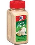 McCormick Garlic Powder  12.2 OZ JAR