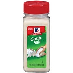 McCormick Garlic Salt  9.5 OZ JAR