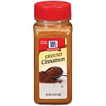 McCormick Ground Cinnamon  8.75 OZ JAR