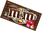 M&M's  1 packet