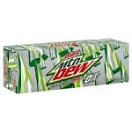 Mountain Dew Diet - 12 pk  12 pack