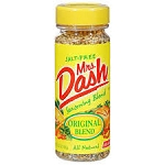 Mrs Dash Original Seasoning  2.5 OZ JAR